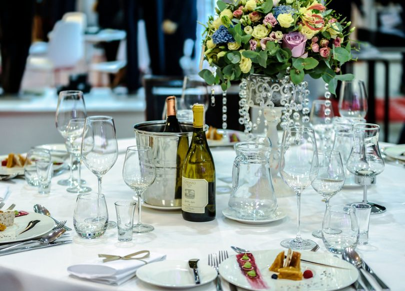 Guests at the Ladies Day will enjoy a delicious two-course lunch