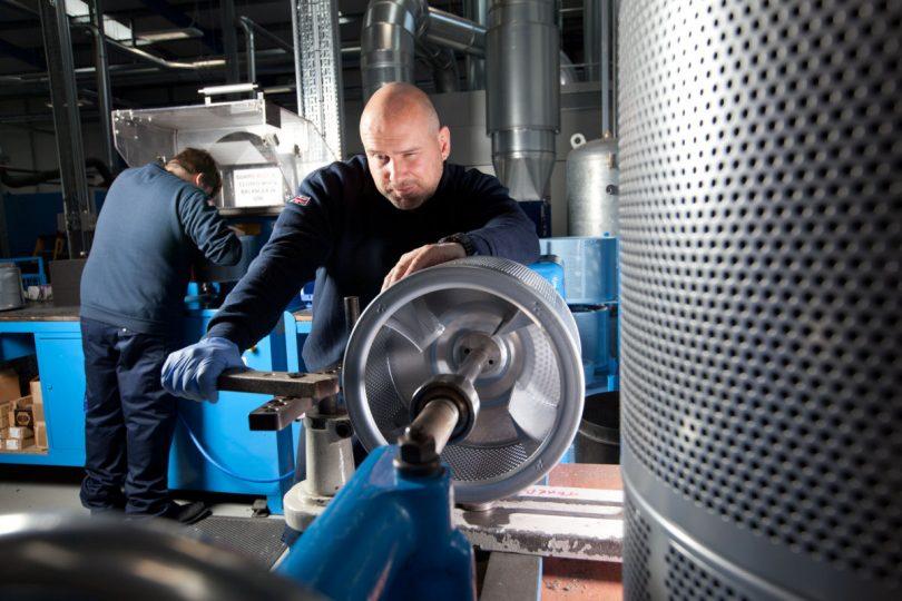 Manufacturing at Filtermist