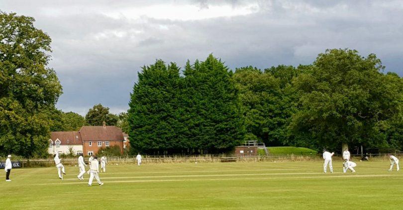 Shropshire were beaten by seven wickets at Marlborough
