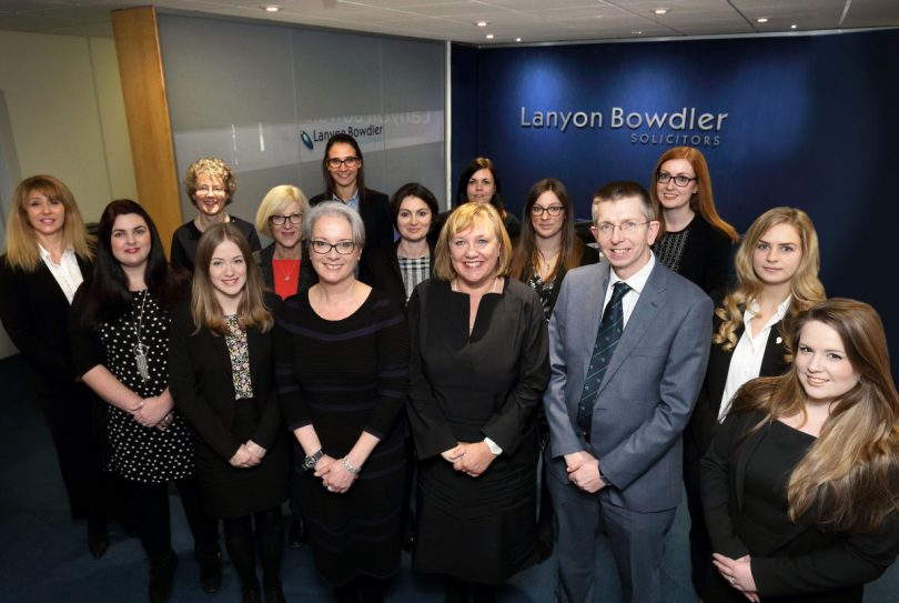 Lanyon Bowdler's clinical negligence team