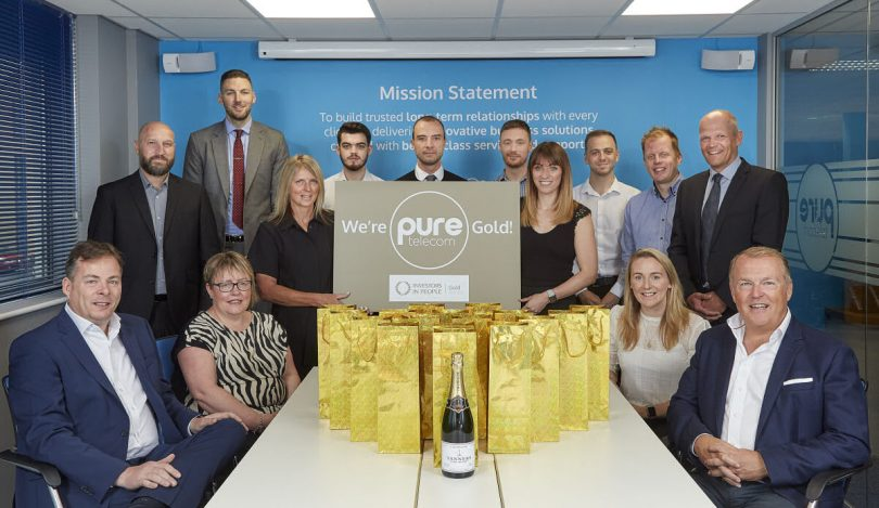The Pure Telecom team