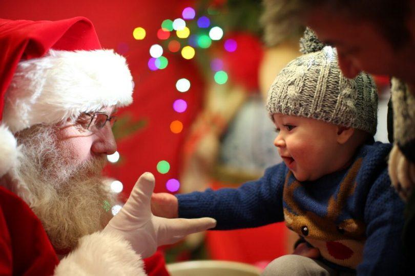 Apley Farm - Father Christmas