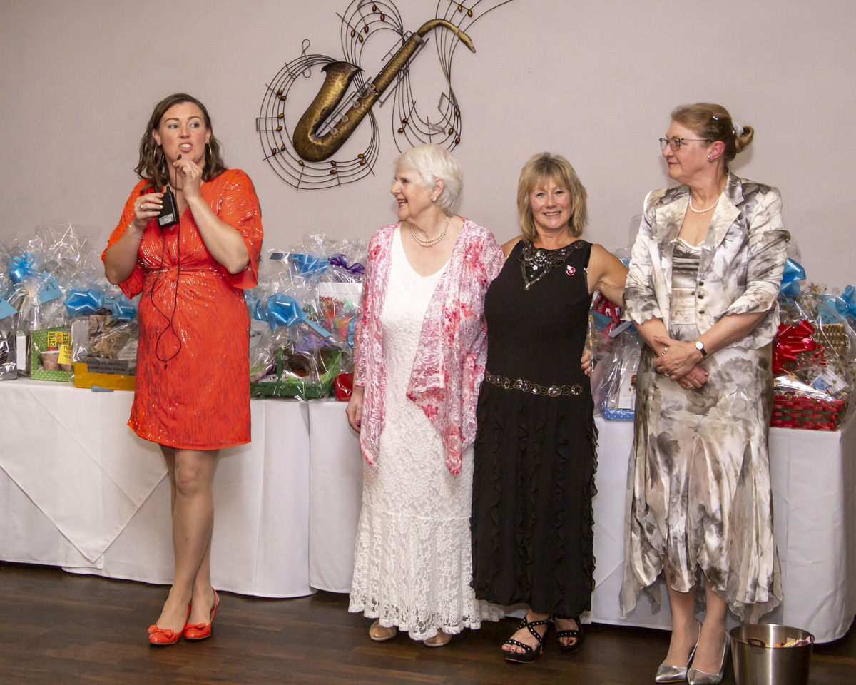 Shropshire businesswoman raises over £2800 for two local charities - Shropshire Live