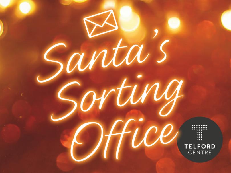 Telford Centre Santa's Sorting Office