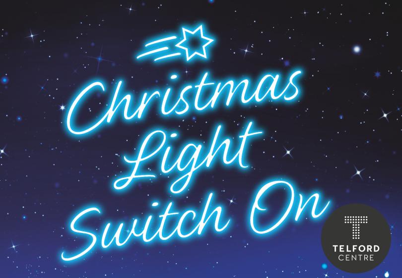 Telford Christmas Light Switch On
