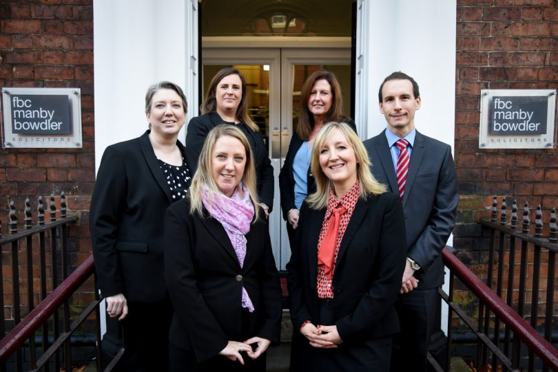 New recruits, from back left, Emma Truslove, Helen Hanson, Dawn Tuck and David Philips, and front, Hollie Styles and Sarah Bond