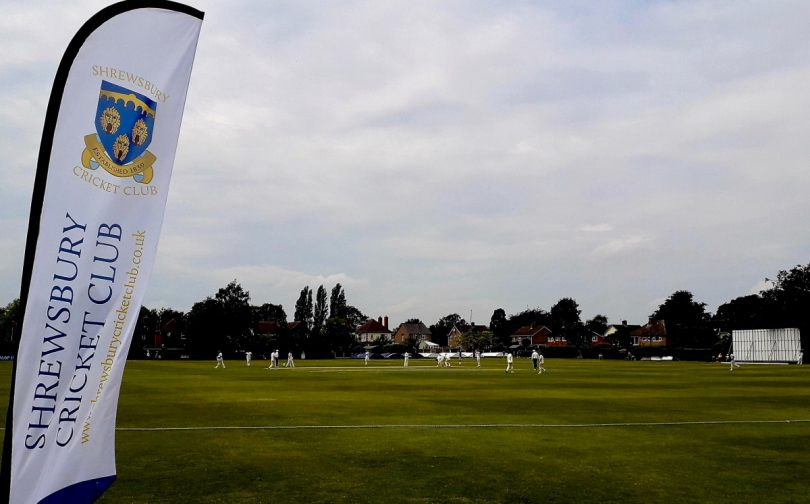 Shrewsbury Cricket Club will host the Championship match against Herefordshire between July 26-28