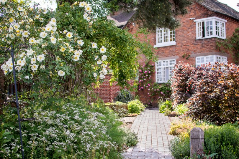Goldstone Hall Gardens and Hotel