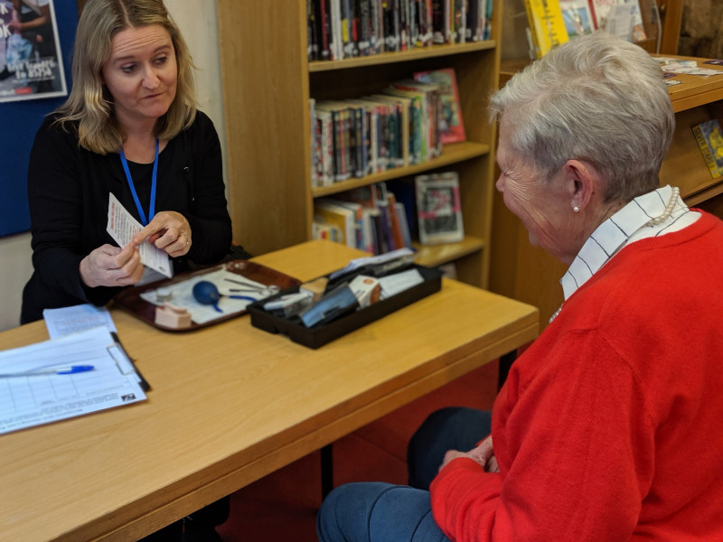 Those interested volunteering are being given the chance to connect with organisations this Valentine's Day