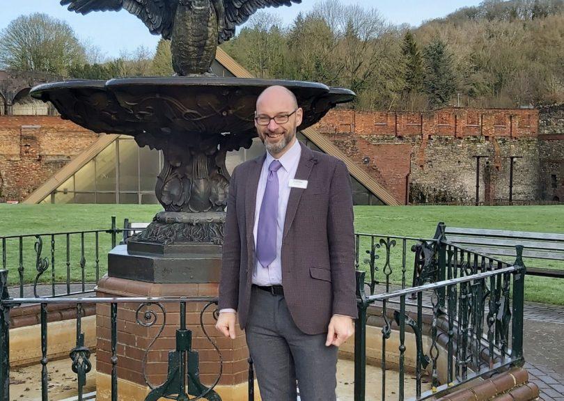 Nick Ralls, chief executive Ironbridge Gorge Museums Trust