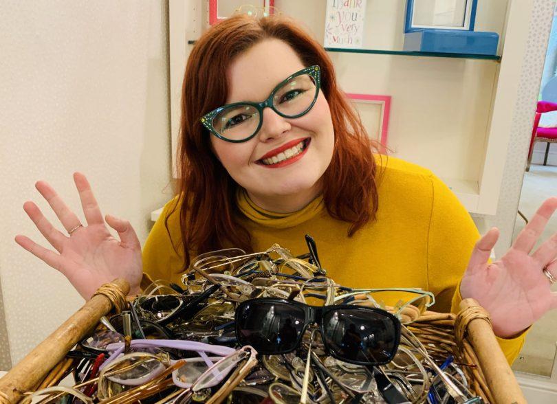Zoe Witham Dispensing Optician at Mincher Lockett & Co.
