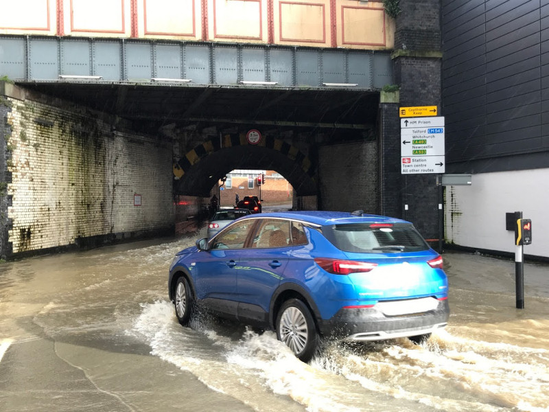 Flood-hit communities in Wales braced for more heavy rain