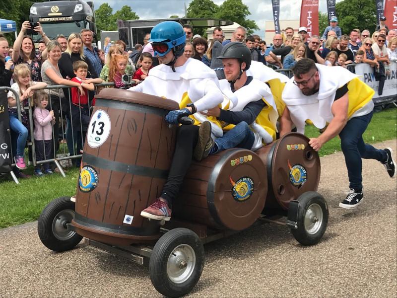 Shrewsbury's Wacky Races postponed until September