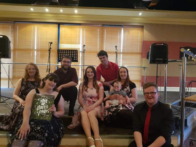 Sky High Productions will host a fundraising concert later this month in Telford