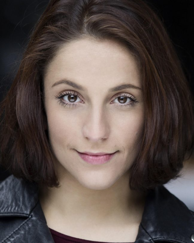 Christina Modestou, star of SIX the Musical