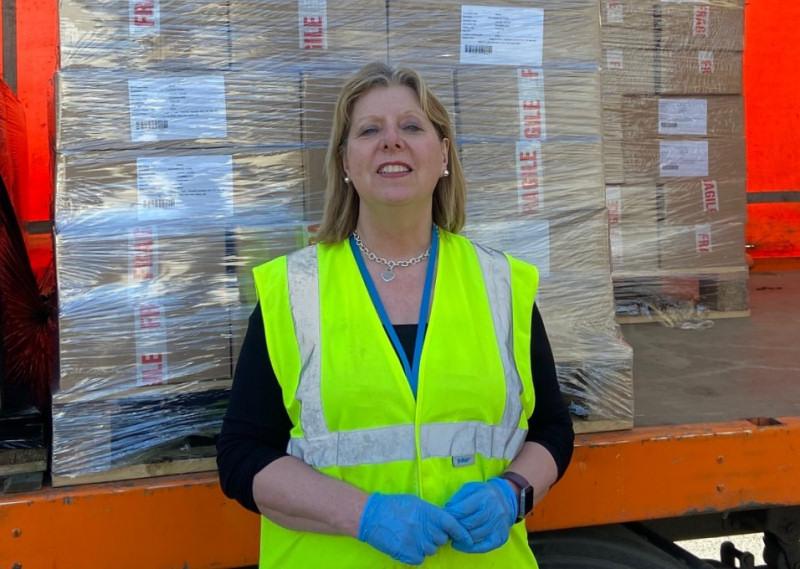 Sales and Marketing Director of Original Biscuit Bakers, Sarah Hopcroft