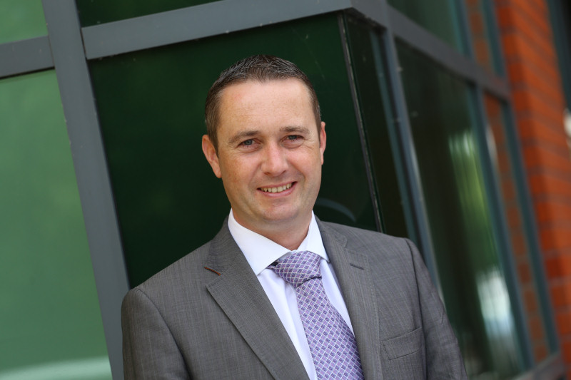 Mark Bramall, of Dyke Yaxley Chartered Accountants