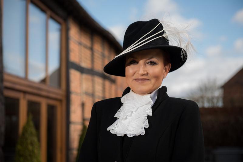 Mrs Dean Harris, High Sheriff of Shropshire