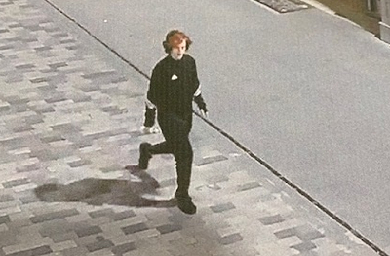 Officers are keen to identify the man pictured