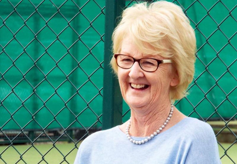 Cathie Sabin OBE