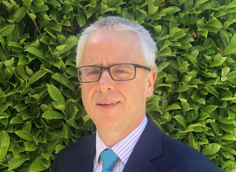 Elwyn Turner – the new director at Dyke Yaxley Chartered Accountants in Shrewsbury