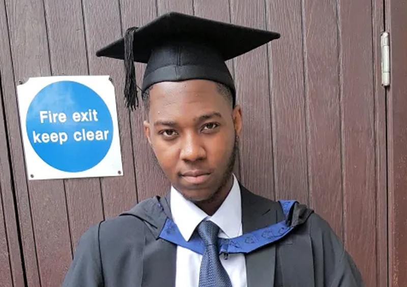 David Gomoh, 24, was murdered in east London