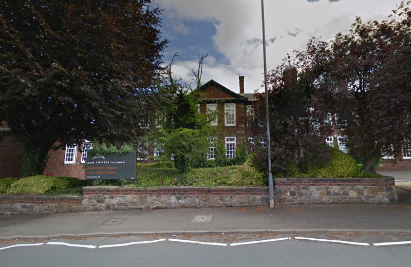 The Edwardian school building is not part of the demolition plans