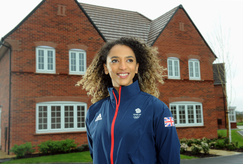 World Championship silver medallist and Tokyo Olympic Games and Team GB hopeful Laviai Nielsen (Track and Field) who helped to launch the scheme