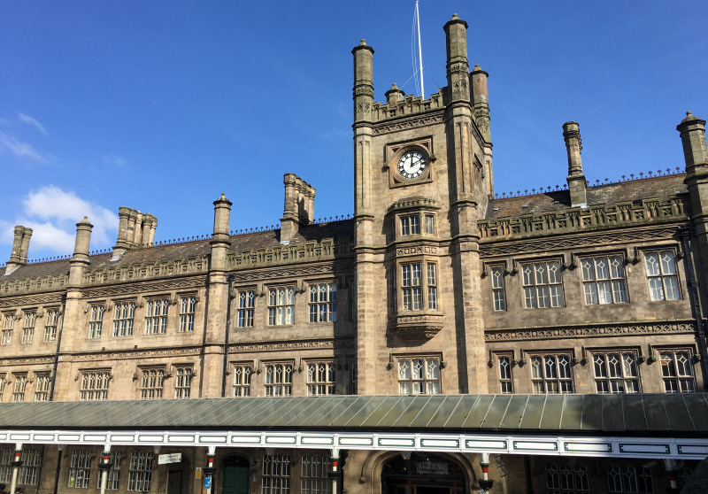 Shrewsbury Railway Station. Photo: Network Rail