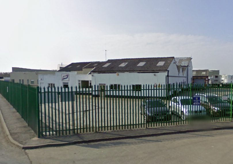 ABP Food Group has food processing plants in Ellesmere (pictured) and Shrewsbury. Image: Google Street View