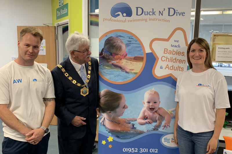 Duck N Dive Swimming School are one of 101 Swimming organisations across the UK to receive support from Swimathon during this Fund