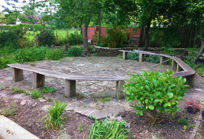Building an outdoor classroom would provide so many benefits for our teachers and children