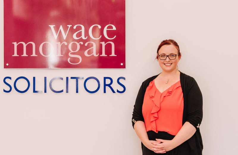 Claire Jenkins is promoted to head of conveyancing at Wace Morgan Solicitors