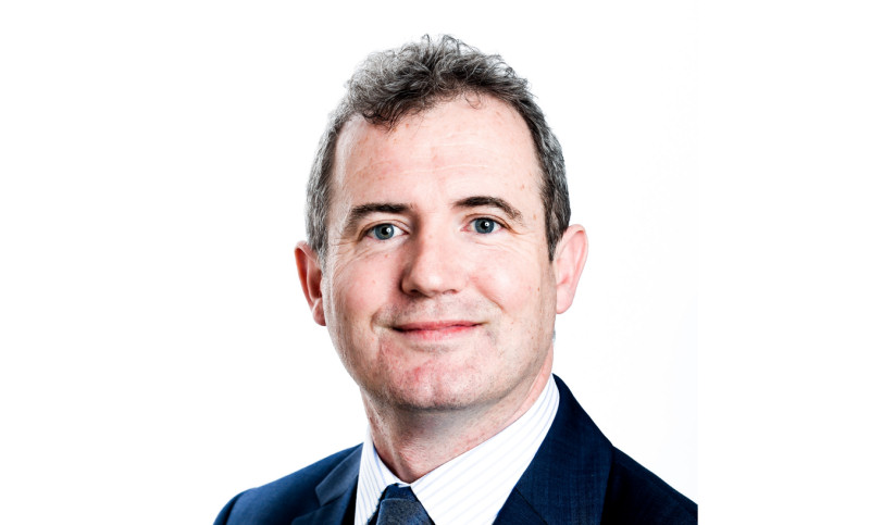 James Sage, Partner, who leads FBC Manby Bowdler's manufacturing group