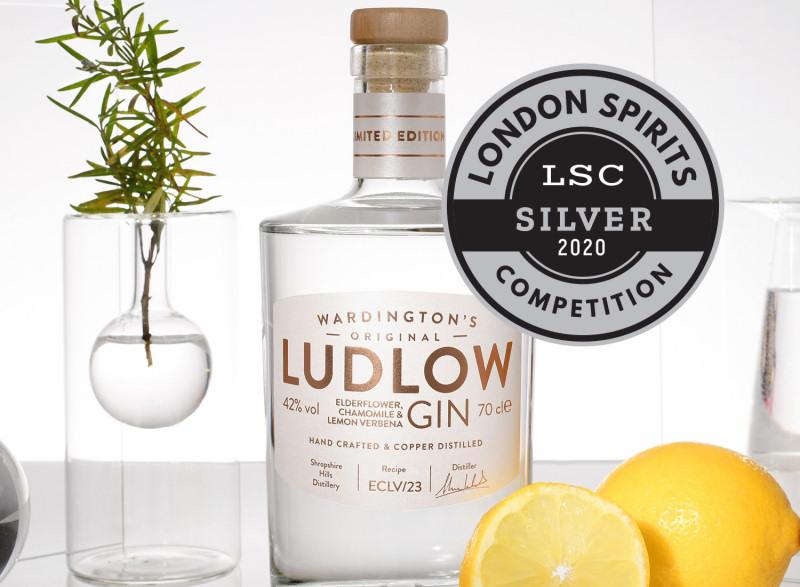Wardington's Original Ludlow Gin