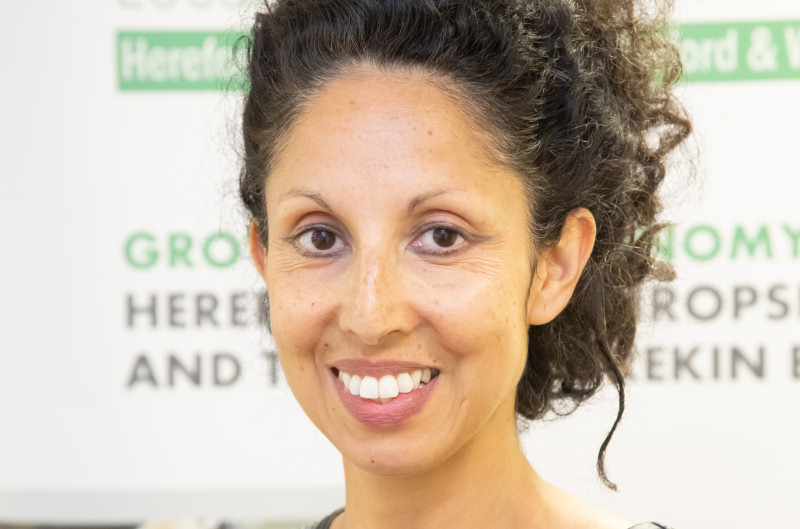 Yasmin Sulaman, Marches Growth Hub Business Support Lead