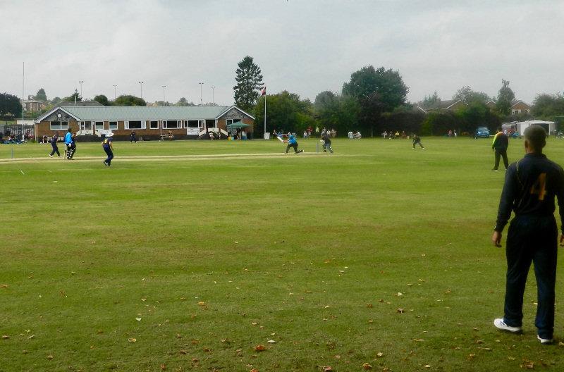 Bridgnorth Cricket Club hosted Shropshire's friendly against a Worcestershire XI