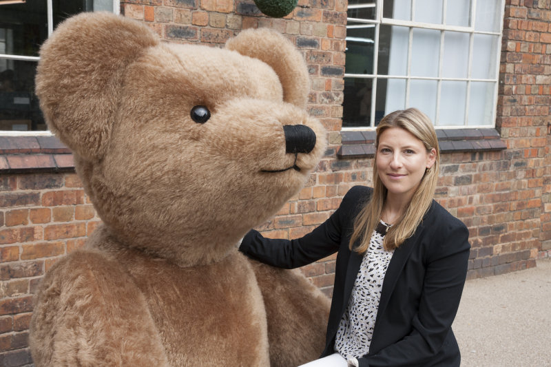 Managing Director Sarah Holmes is the great-granddaughter of the company's founder Gordon Holmes