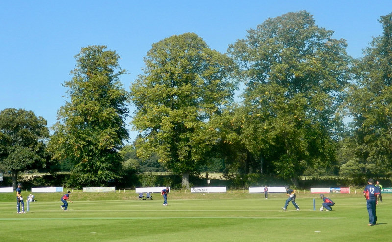 Shropshire Academy looking for runs during Sunday's friendly against Herefordshire's 2nd XI at Shifnal