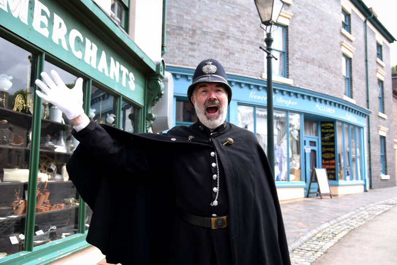 Something to shout about – free tickets are up for grabs for Blists Hill