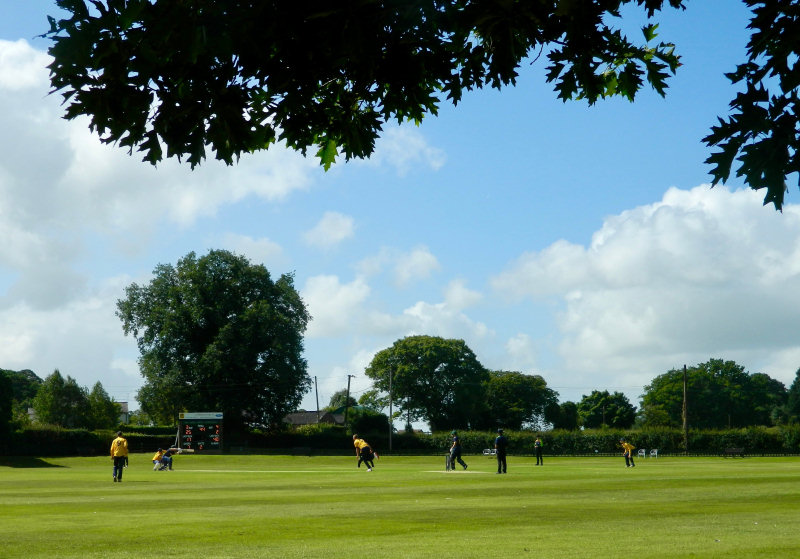 Whitchurch will host Shropshire's 50-over friendly against a Shropshire County Cricket League representative side