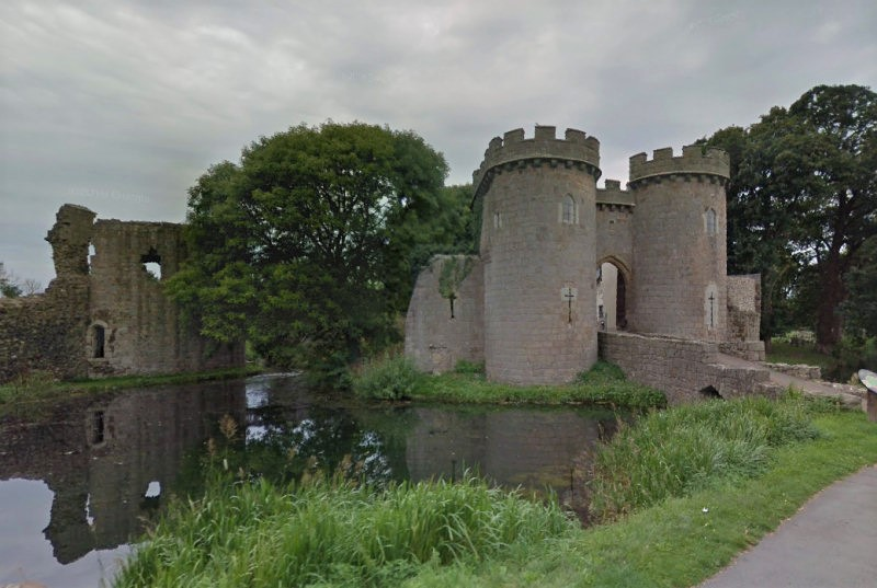 Whittington Castle Image: Google Street View
