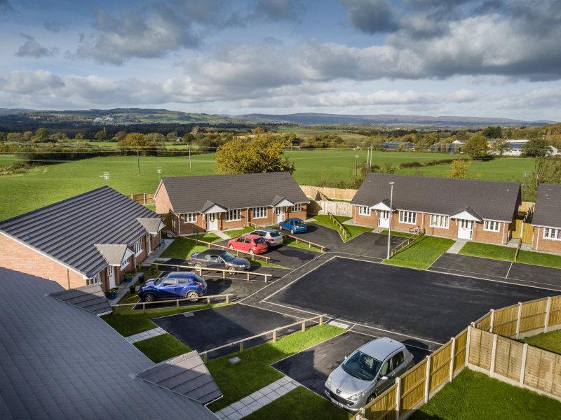 Wrekin homes near Oswestry