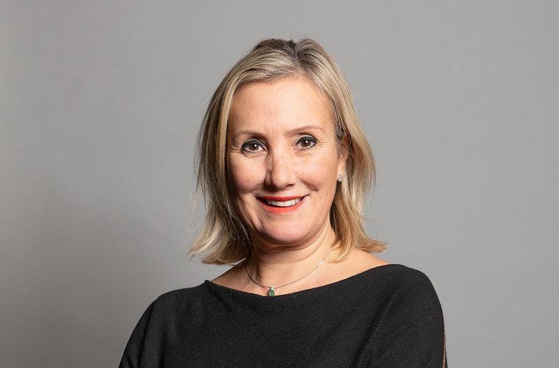 Culture minister Caroline Dinenage