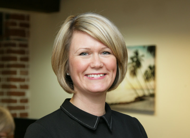 Claire Moore, managing director at Peakes Travel Elite