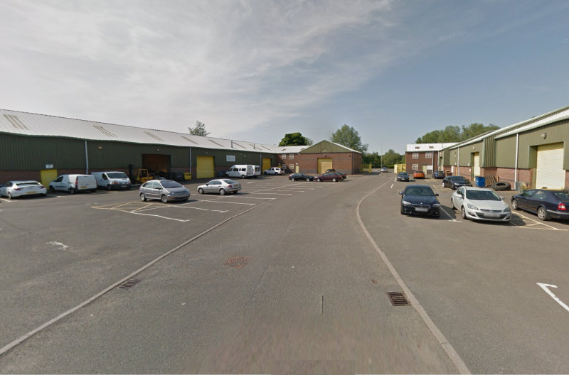 The Bridges Business Park in Horsehay. Image: Google Street View