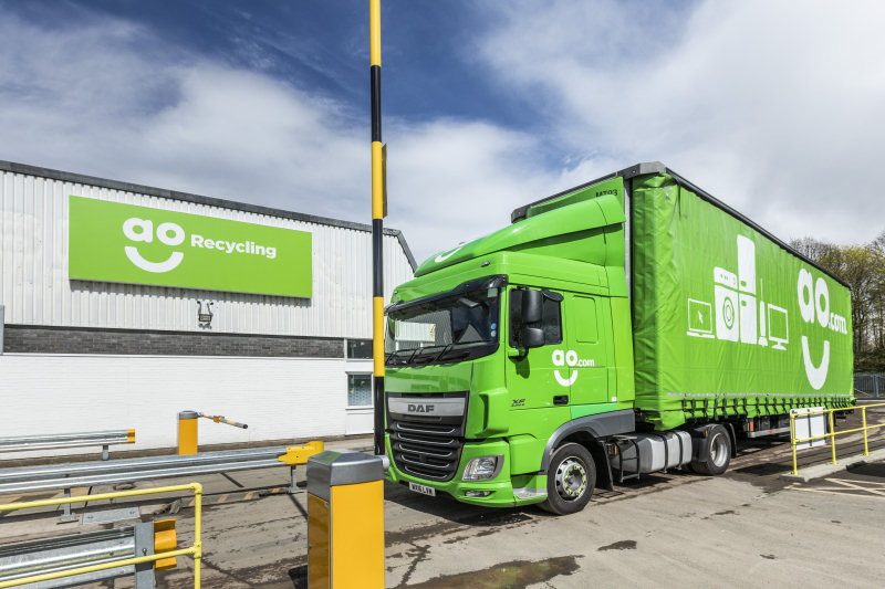 Alongside recycling over 700,000 fridges every year, the team at AO Recycling skilfully repair and refurbish appliances to give them a new lease of life