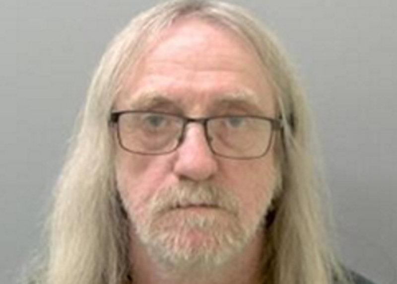 David Boulton. Image: West Mercia Police