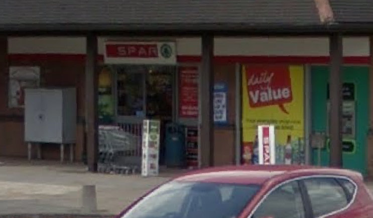 Blakemore SPAR on Acorn Way. Image: Google Street View