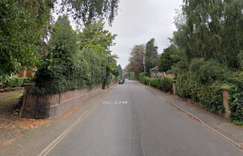 The gas main will be replaced between Barracks Lane and Bryn Road on The Mount in Shrewsbury